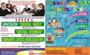 QUECHUA y VU PAGINA 1