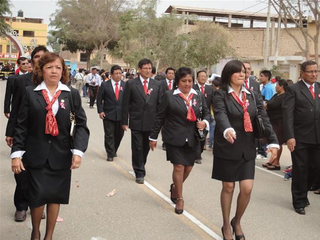 Desfile Patrio 2015