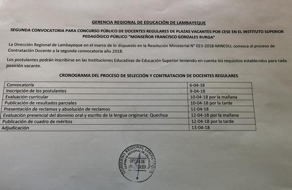 Aumentos a docentes 2016 cuadro de aumentos docentes 2016 for Convocatoria para concurso docente 2016